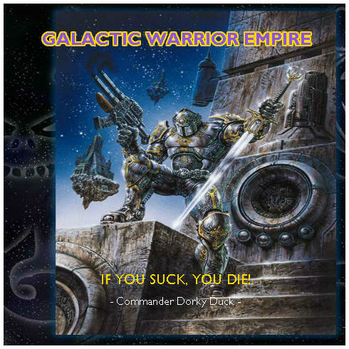 Galactic Warrior Empire