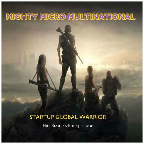 Startup Global Warrior
